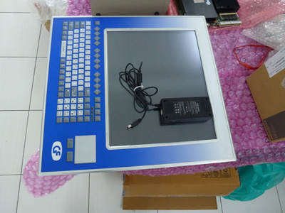 GF 17 INCH TOUCH PANEL CW KEY PAD (VISIO 17 KVT)