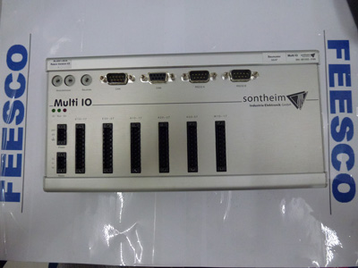 SONTHEIM DIGITAL MULTI IO PLC (MULTI I0)